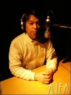 福岡和昭の風水談話 第88回放送 収録後写真