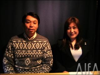 福岡和昭の風水談話 第87回放送 収録語写真
