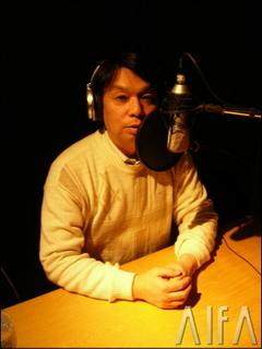 福岡和昭の風水談話 第89回放送 収録後写真